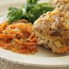 Тефтели из рубленого мяса с картофелем