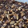 Шоколадный шортбред с орехами (shortbread)