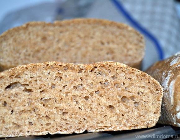 Хлеб из спельты