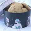 Цельнозерновое печенье с шоколадными каплями