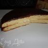 пирог бисквитный