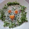 """Окрошка с цветной капустой ("""" холодные супы"""")"""