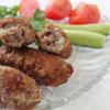Рубленый кебаб из говядины