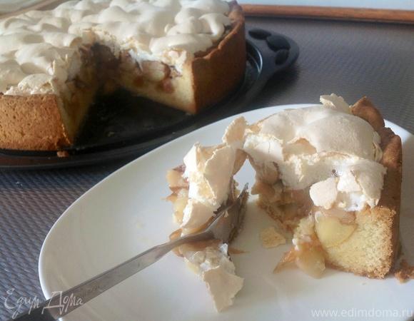 Грушевый пирог (любимый)