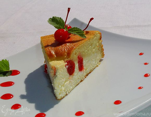 Ватрушка-пирог