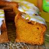 Морковный кекс с лимончелло (La torta alle carote e limoncello)