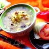 Гороховый суп с копченостями и тыквой