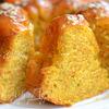 Нежнейший тыквенный кекс с цитрусовой помадкой