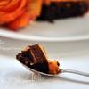 Шоколадно-тыквенный торт