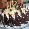 Ореховый торт с кремом Патисьер