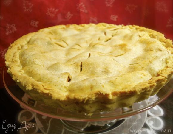 Американский яблочный пирог (AMERICAN APPLE PIE)
