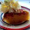 Кекс на сыворотке из кукурузной крупы с клюквой и апельсиновой цедрой
