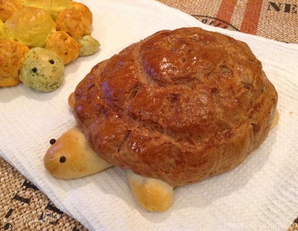 """Хлеб """"Черепашки"""""""
