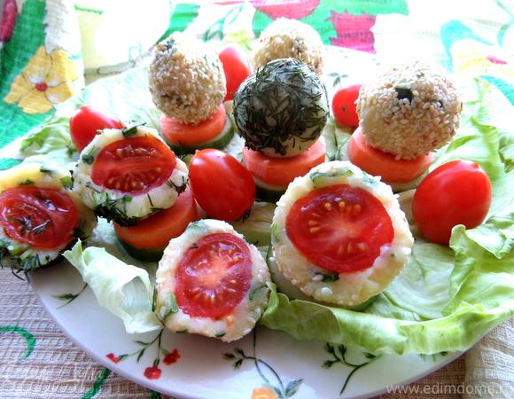 Картофельные бомбочки (и в пост и в праздник)