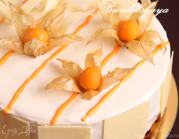 "Морковный Торт ""Беатрис"""