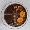 """Торт """"Шоколад, кофе, абрикос"""""""