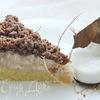 Шоколадно-кокосовый тарт