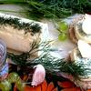 Сливочное масло с начинкой из краба и зелени (для Елены Ковач)