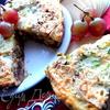 Пирог с грибами (из лаваша)