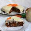 Королевский морковный пирог