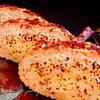 Мясной рулет с маккерончини, сыром и паприкой