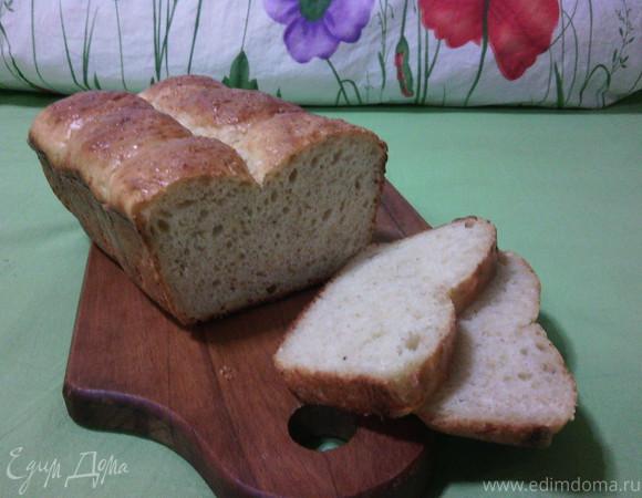 Картофельный хлеб с отрубями