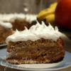 Грушевый слоеный пирог