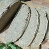 Хлеб с семечками из трёх видов муки