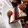 """Шоколадный торт-мусс """"Черная смородина-кофе"""""""