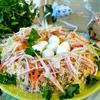Салат «Ласточкино гнездо»