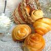 """Творожно-йогуртовые булочки """"Спиральки"""""""