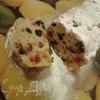 Творожный кекс с сухофруктами