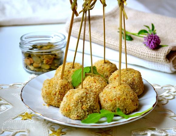 Шарики из цукини (Polpette di zucchine)