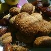 Печенье с финиками и кунжутом