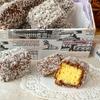 Австралийское пирожное ЛАМИНГТОН (Lamington)
