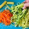 Овощные «спагетти»