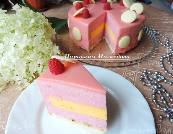 Как сделать дома торт рецепт 545