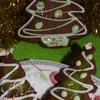 """Шоколадные пряники """"Вкусные подарки"""""""