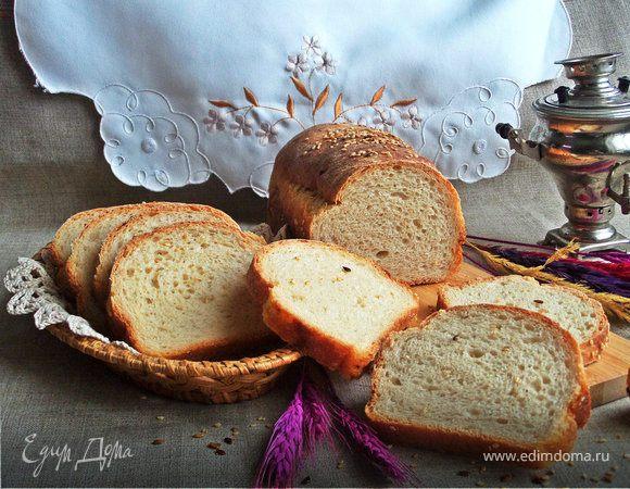 Хлеб на картофеле