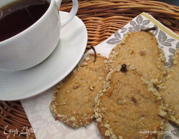 Печенье из груш