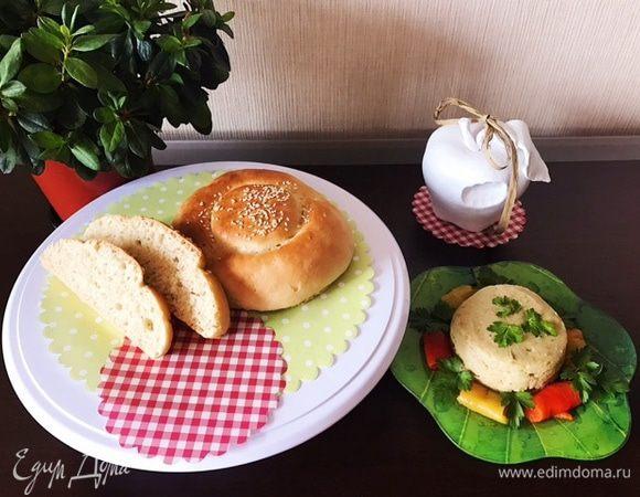 Украинская пшеничная булочка «Арнаут»