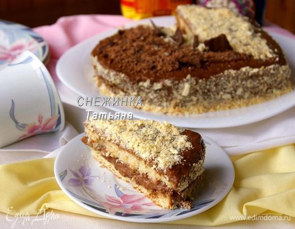 Торт «Сердечный комплимент»