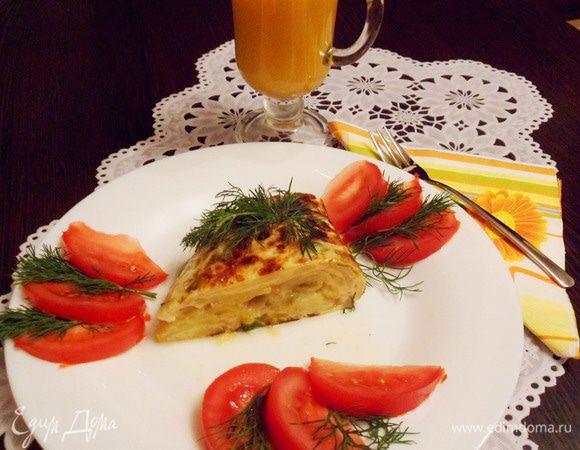 Тортилья по рецепту доньи Хосефины