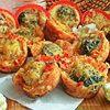 Овощные булочки