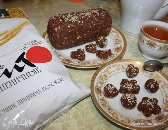 Какао-сердечки (постные)