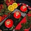 Муссовое пирожное «Яркий праздник»