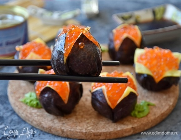 Суши-гранат