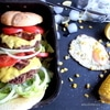 Двойной гамбургер
