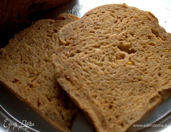 Бутерброд с яичницей-болтуньей