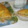 Кулебяка «Золотая рыбка»